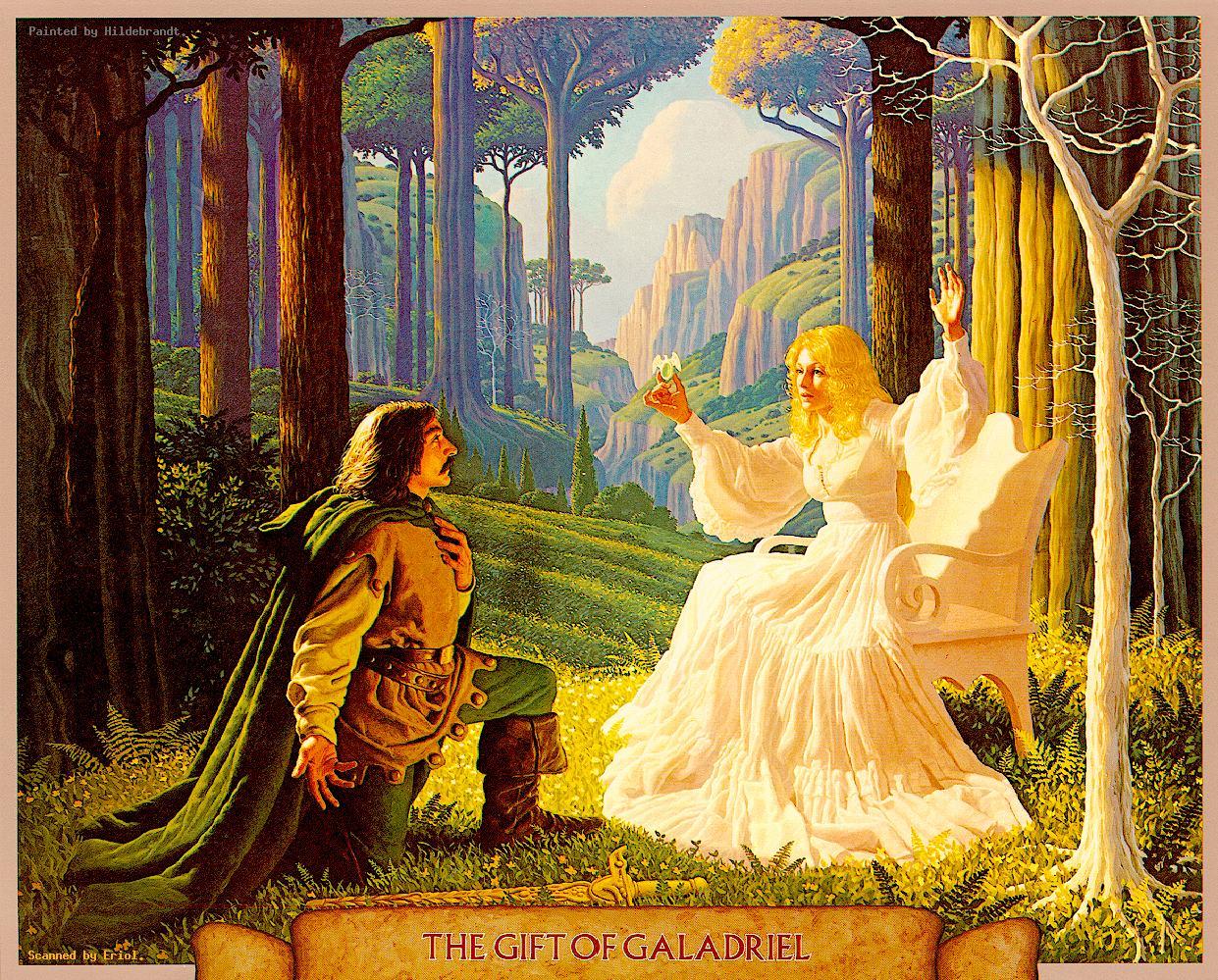 #VisibilizacionEnLaFiccion El personaje del que hablaré hoy es Galadriel, elfa noldo en la obra de #Tolkien Mujer poderosa, y muy fascinante https://t.co/gysnno5oFu