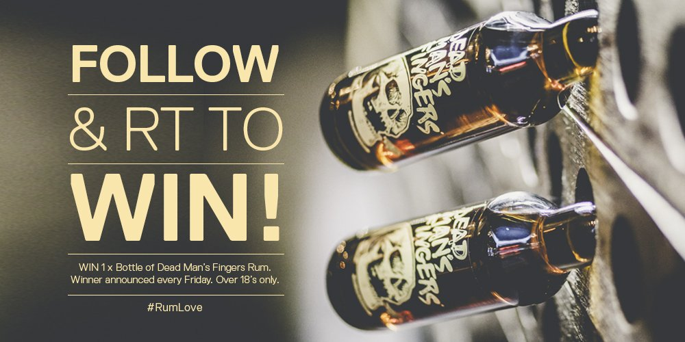 Never give up my friends! One day you WILL #WIN #RUM More grog up for grabs!  RT + FOLLOW for your chance to #win <br>http://pic.twitter.com/zBX2WuRHUm