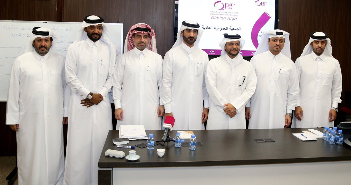 Ahmed Al Muftah elected unopposed as QBF President