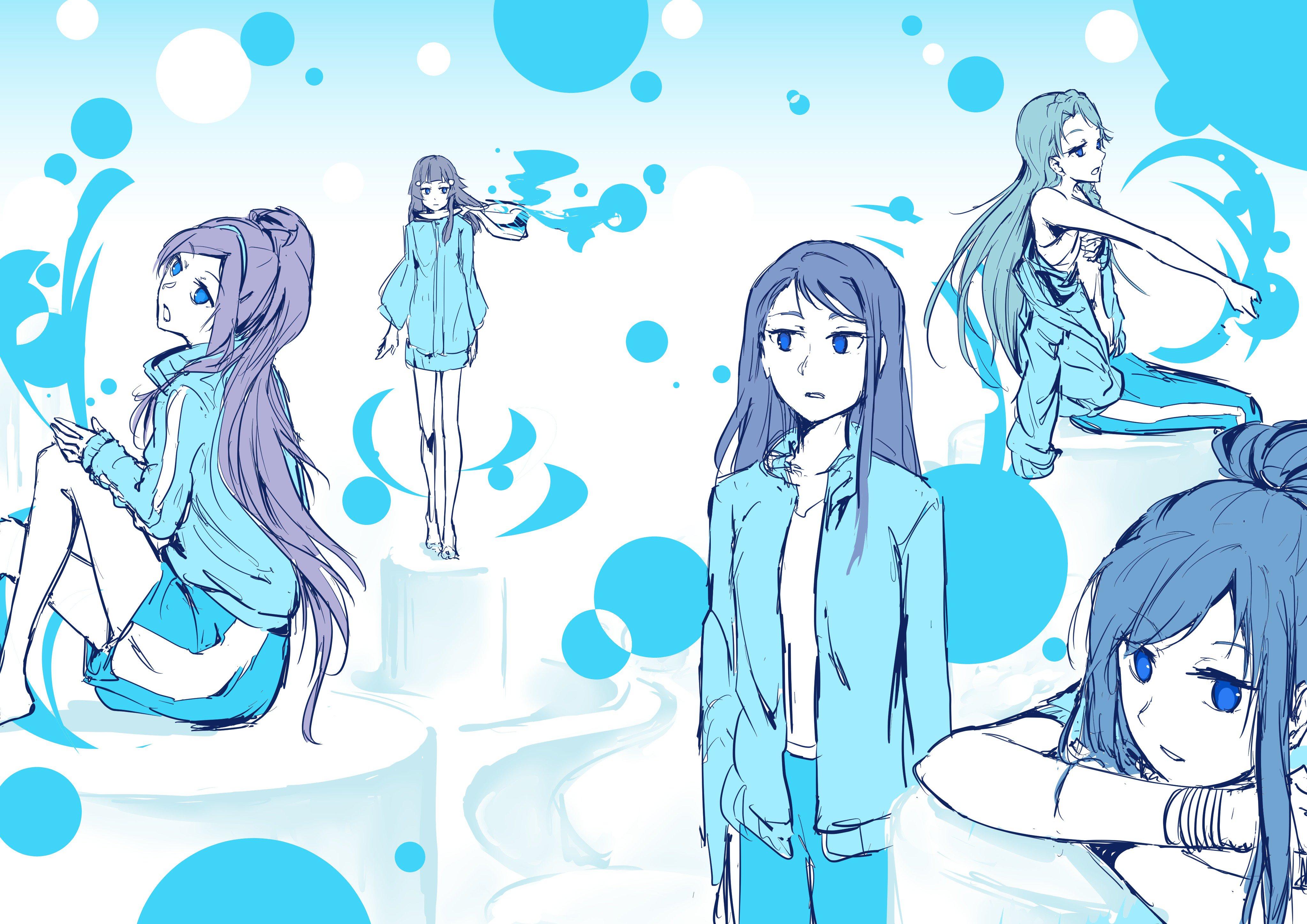 👓葵もふ🐻 (@eichinohikari)さんのイラスト
