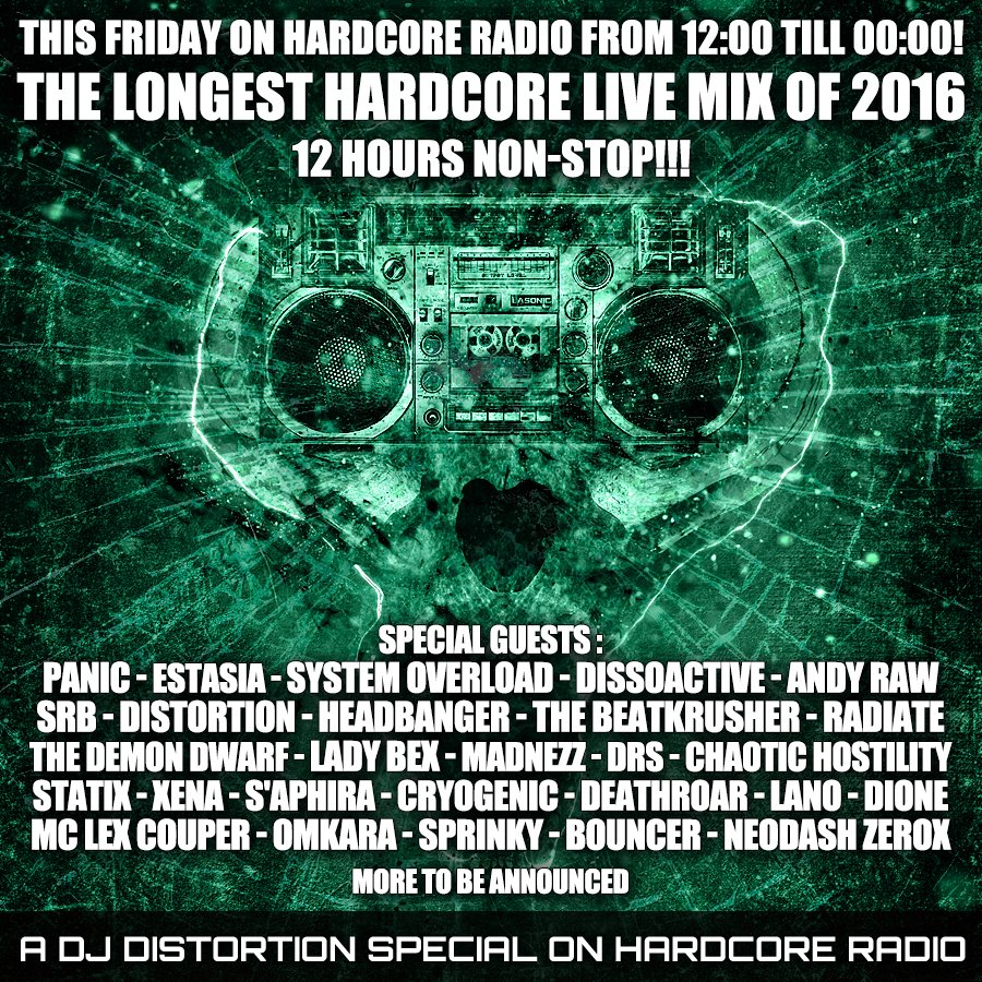 Hardcore Radio Stream