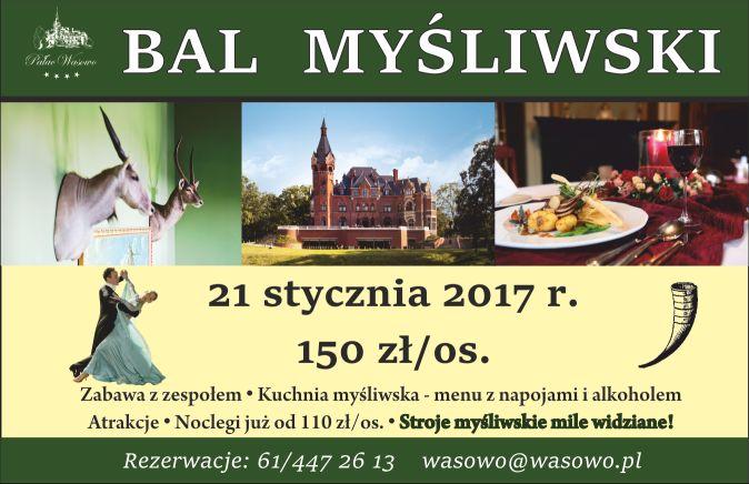 Pzł On Twitter Zaproszenie Na Bal Myśliwski