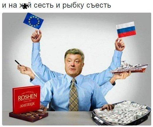 """Предприятия Порошенко покупали газ у беглого министра Януковича, - """"Схемы"""" - Цензор.НЕТ 8338"""