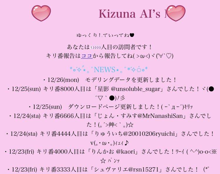 Kizuna AI@6/30誕生日イベント! ...