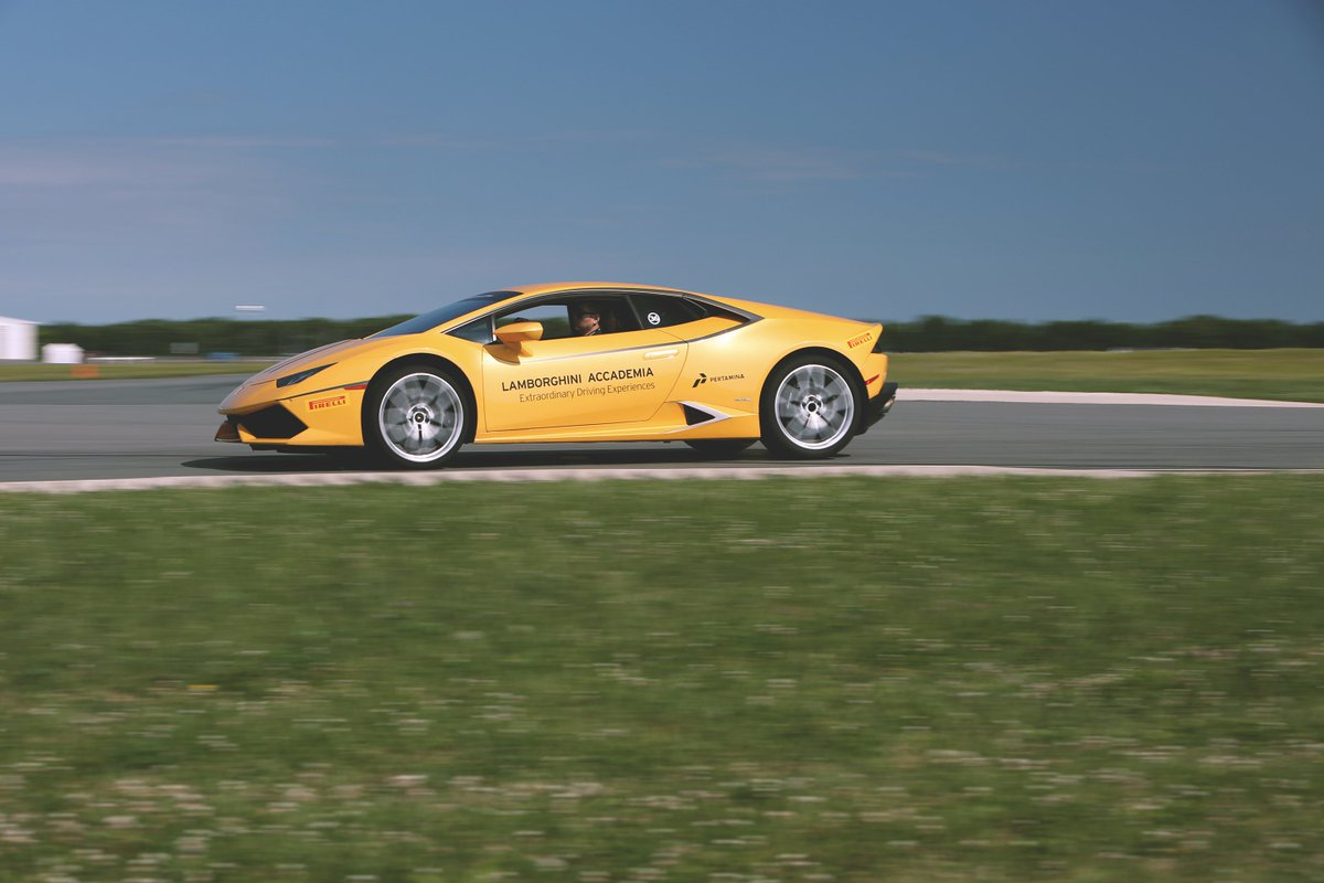 Lamborghini Paramus On Twitter Quot An Esperienza Like No