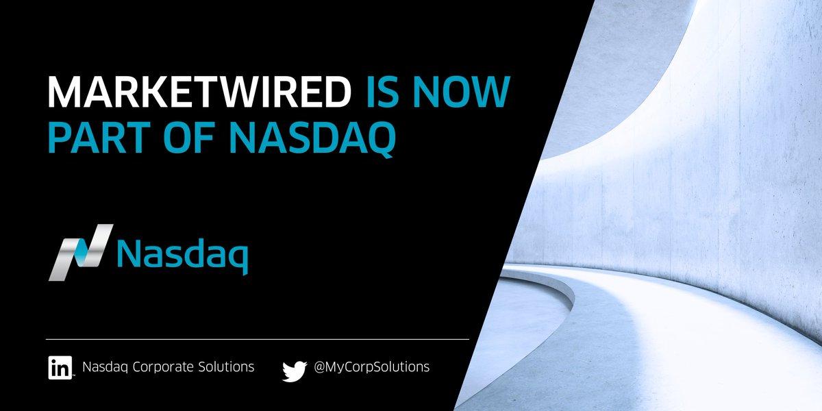 Marketwired (@Marketwired) | Twitter