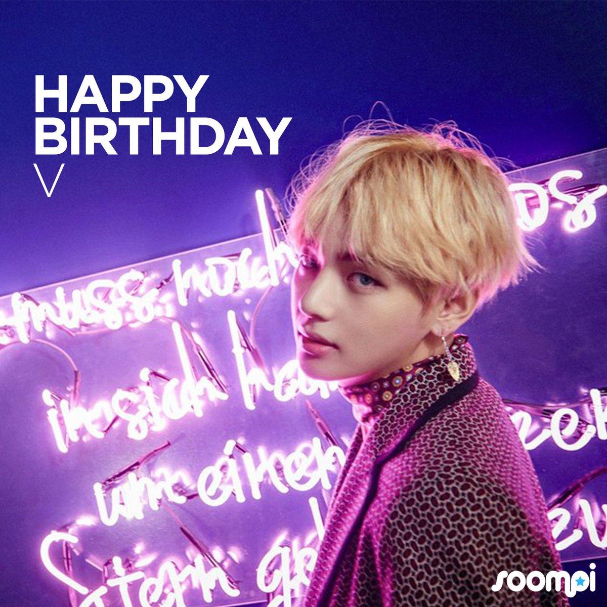 Korean Idol: Bts Happy Birthday