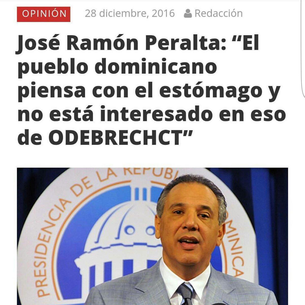 Es una falta de respeto al pueblo dominicano.  https://t.co/a1JD58XxNL