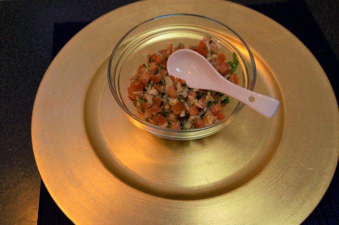 Silvester Dip vegetarisch für Fondue und Raclette