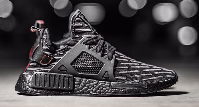 best service 69e5a 3598e Triple Black Xr1S : Triple Black NMD XR | SoleCollector.com ...
