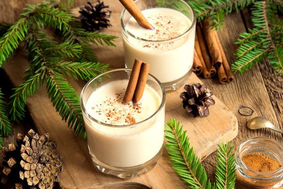 Eggnog, the Way the Supreme Court Made It