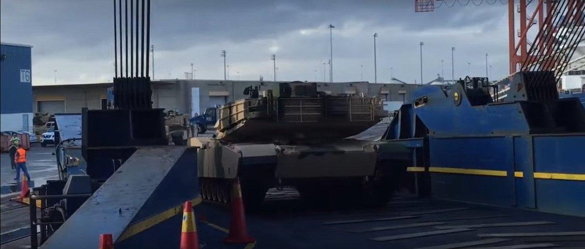 صفقة دبابات  Abrams للمغرب - صفحة 9 C0419DmXEAEpCWq
