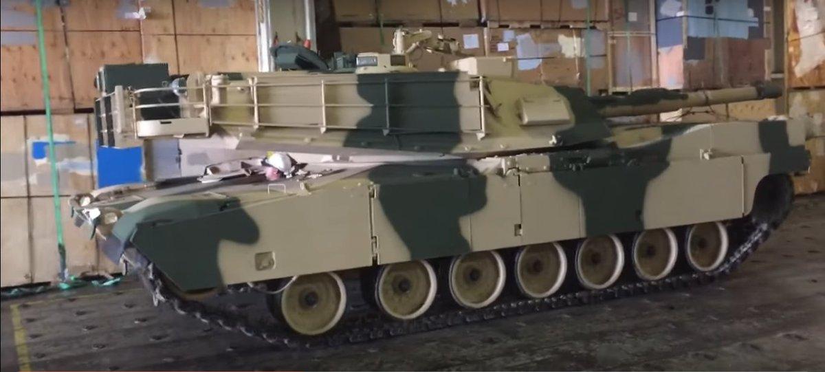 صفقة دبابات  Abrams للمغرب - صفحة 9 C0419DqXAAA0sQ7