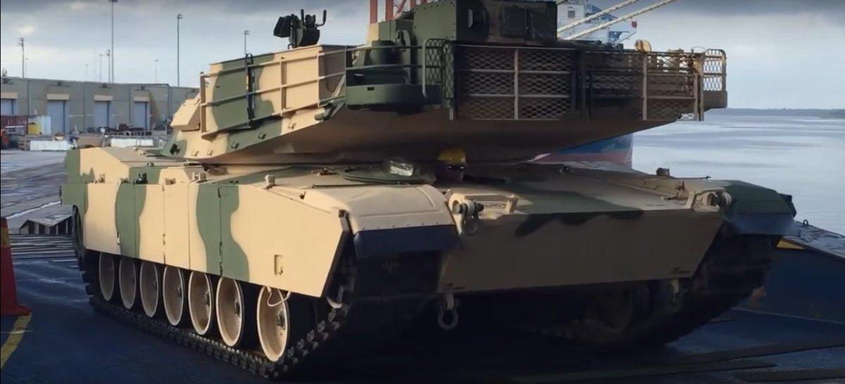 صفقة دبابات  Abrams للمغرب - صفحة 9 C0419DrWQAAS62U