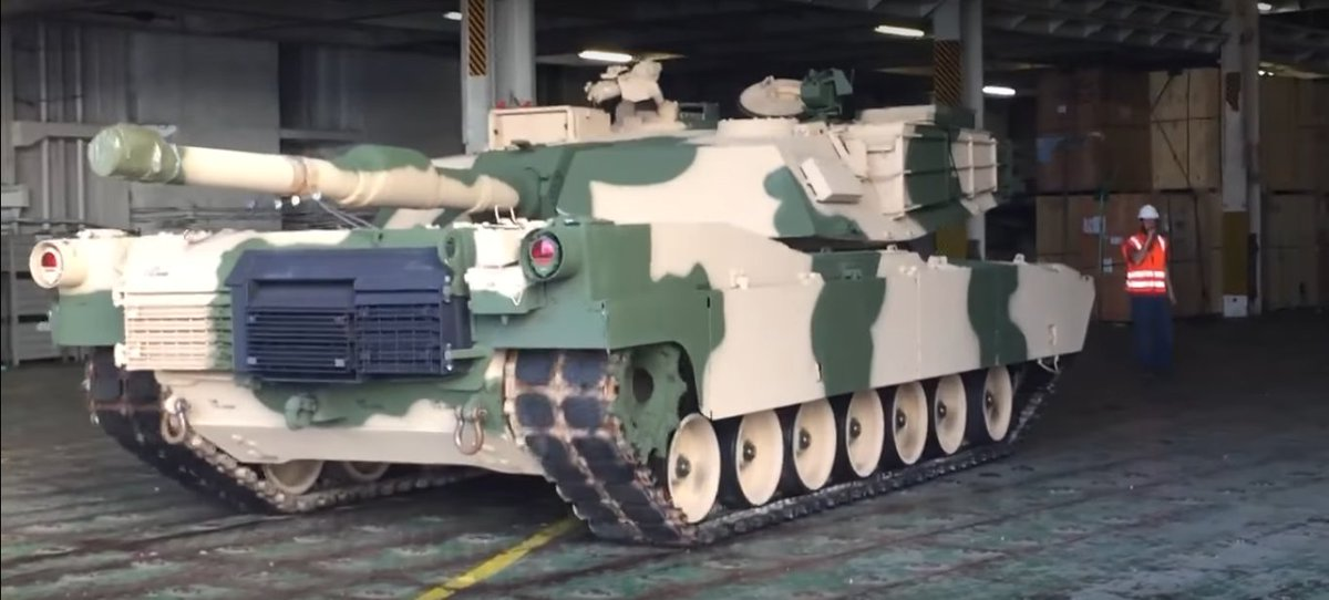 صفقة دبابات  Abrams للمغرب - صفحة 9 C0419DtWQAERXeE