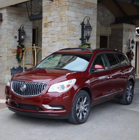 The 2016 Buick Enclave For Sale In Plainfield In: Transwest Buick GMC (@TranswestCars)