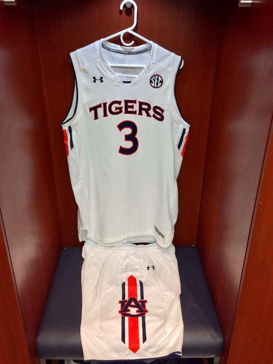 New Tigers Uniforms Tonight