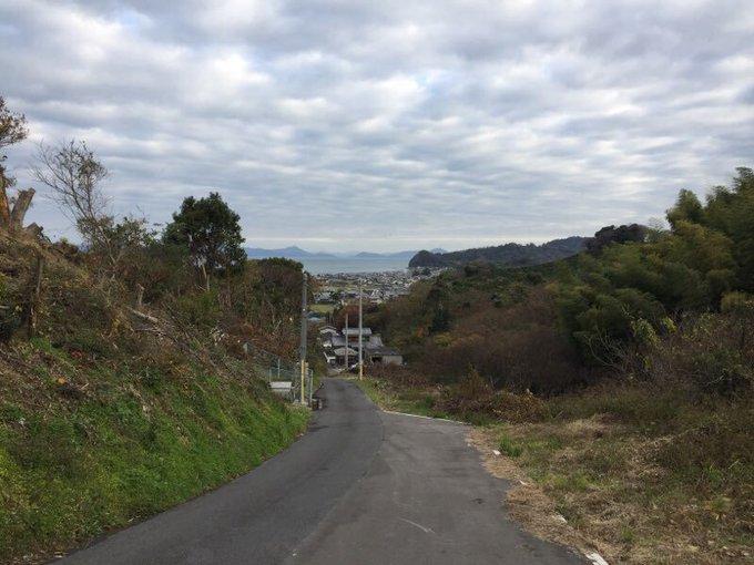 逆打ちで歩き遍路(11) 浅海駅から道後温泉まで