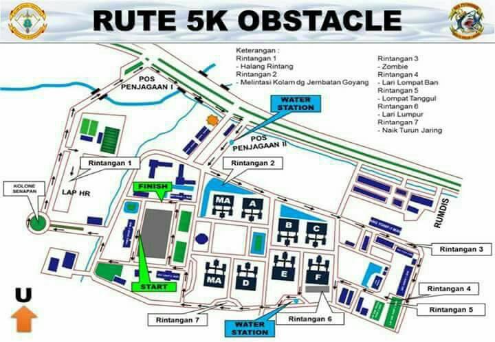 Lari Untuk NKRI