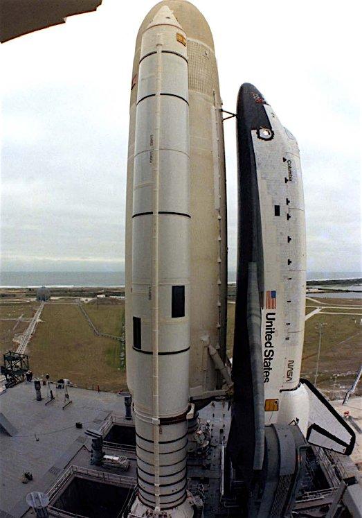 space shuttle mission profile - photo #37