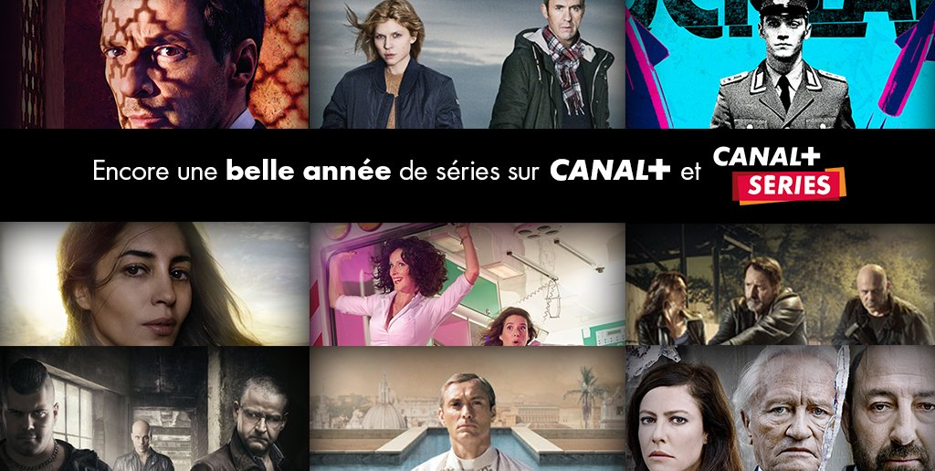 Les Series Canal On Twitter Bilan Series 2016
