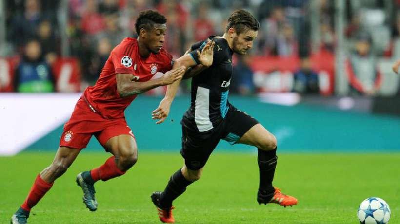 Arsenal : Arsène Wenger remet Mathieu Debuchy à sa place https://t.co/F2d6rz7FFb