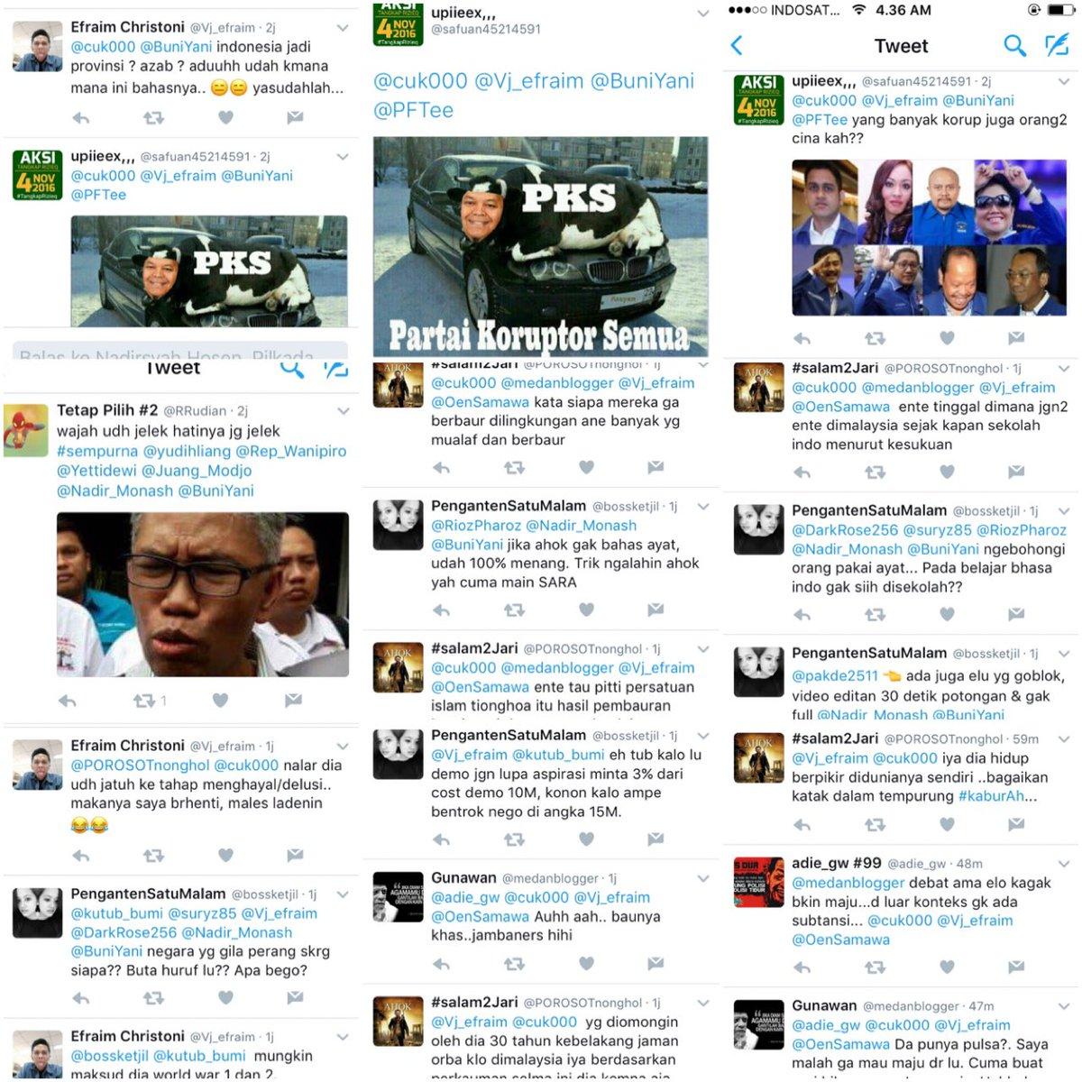 Joko Widodo On Twitter Fitnah Ujaran Kebencian Dan Kata2 Kasar Di