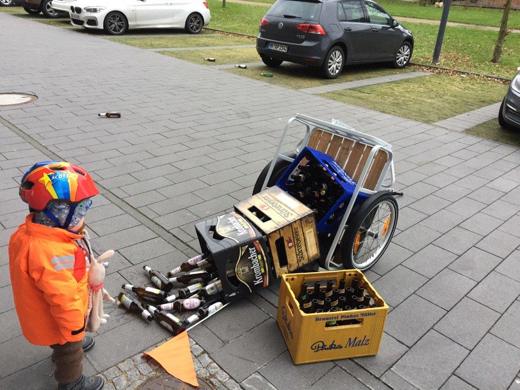 """Ikea Anhänger st-pedali on twitter: """"der #sladda fahrrad-anhänger von #ikea hat so"""