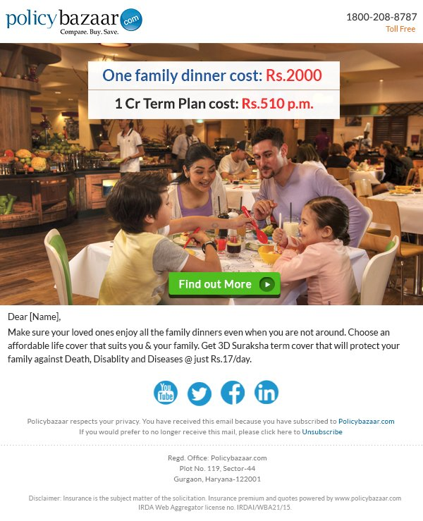 Policy Bazaar Term Insurance Comparison - Insurance