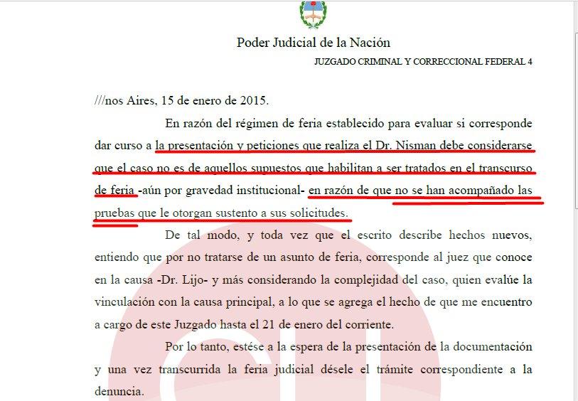 Thumbnail for Reabren causa contra Cristina