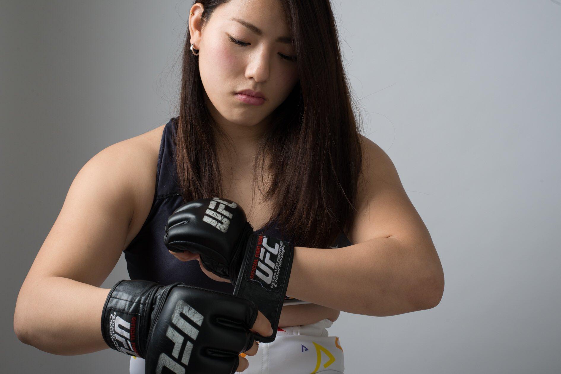 総合格闘家 yuni