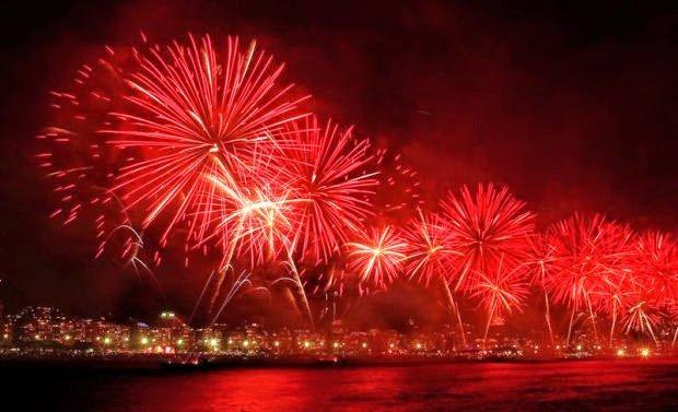Flamenguistas doarão fogos acumulados em 2016 para réveillon do Rio https://t.co/i2neHtIWXE
