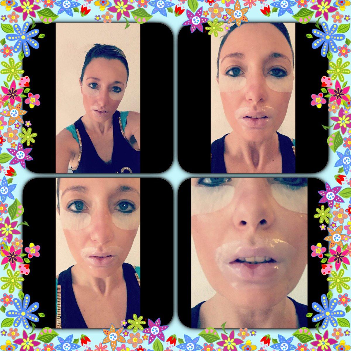 Masque lèvres rose et yeux orchidée!  #soins #masque #sephorafrance #sephora #levres #yeux #paris #selfie #moi @sephorafrance @sephora<br>http://pic.twitter.com/PYMP3Mlgn2