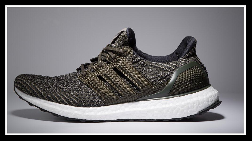 BUY Adidas Ultra Boost 3.0 Core Black