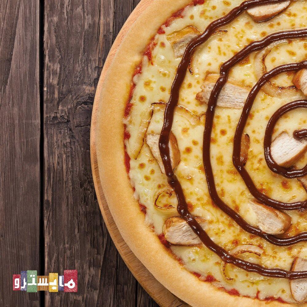 مايسترو بيتزا Sur Twitter باربيكيو بيتزا من مايسترو طعم لا يقاوم مسترناها