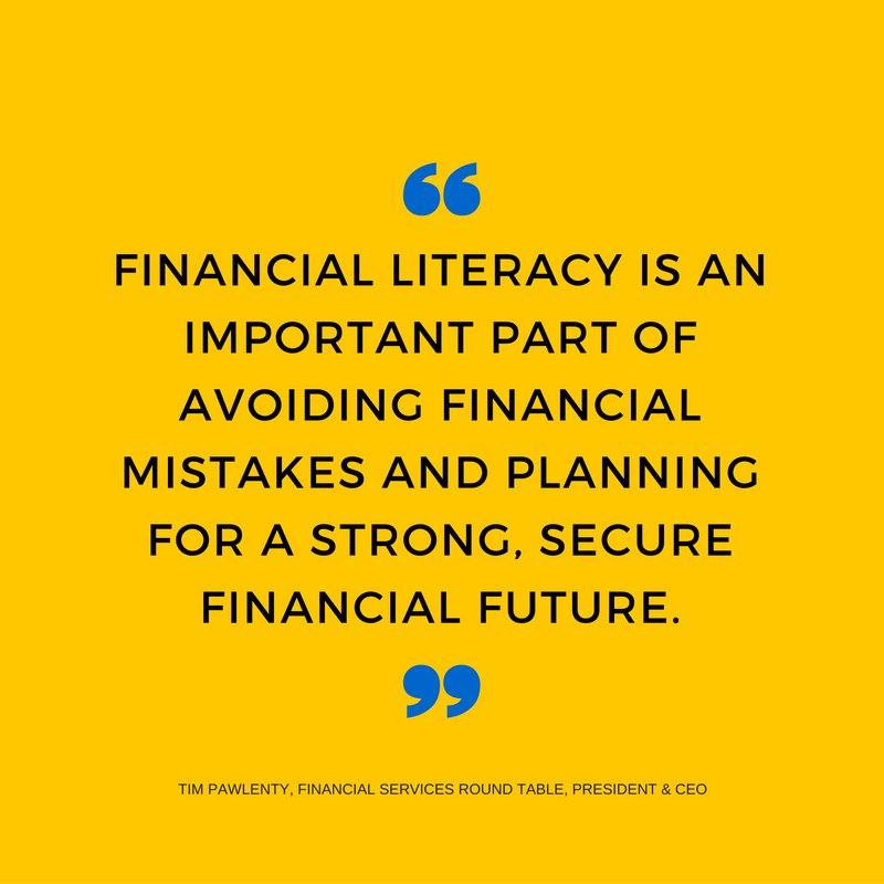 Cee On Twitter The Power Of Financial Literacy Quote Finlit