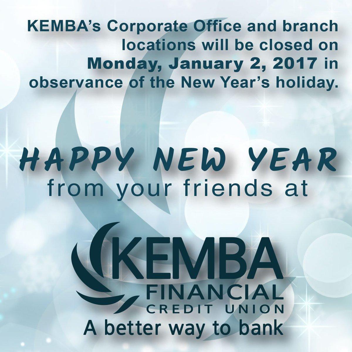 Kemba Financial Cu On Twitter Happy New Year