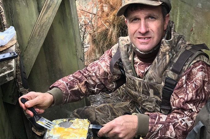 Friday Feast: Family Cookin' in the Blind