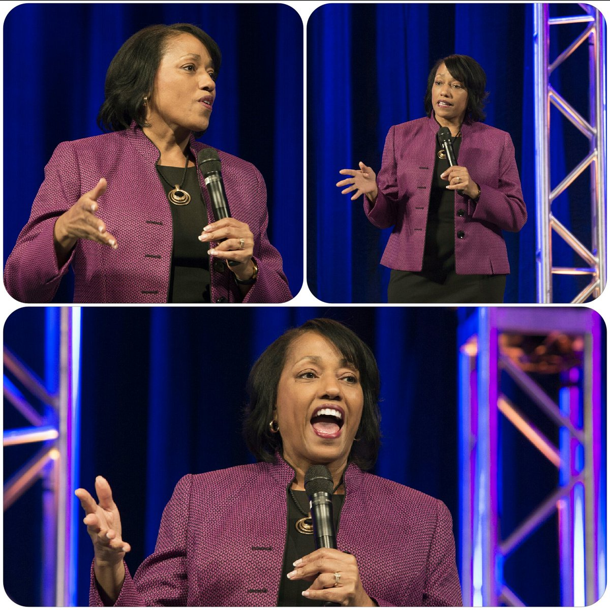 A few favorite photos from final keynote for 2016!  #casevvi #workplacecommunication  #professionalspeaker <br>http://pic.twitter.com/rBtnx3GTdw