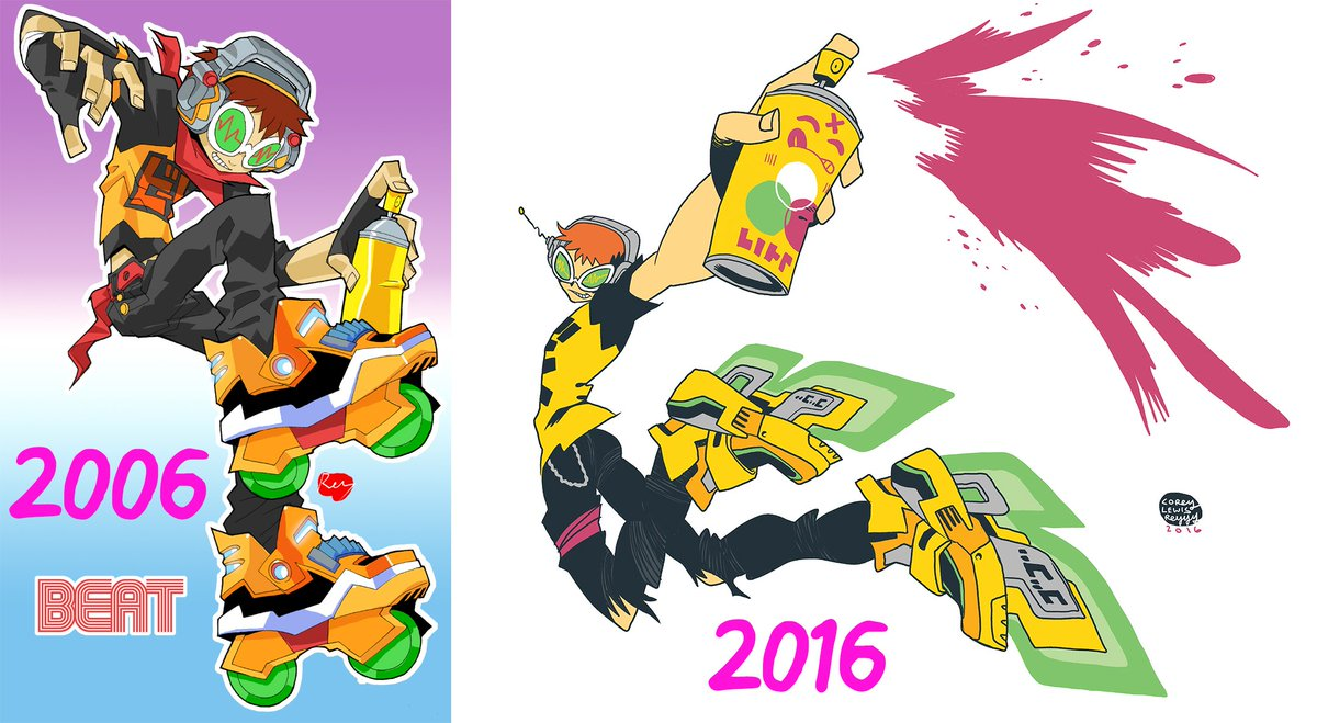 ok here's one of these things #2006vs2016 #jetsetradio https://t.co/tI0p41hnpN