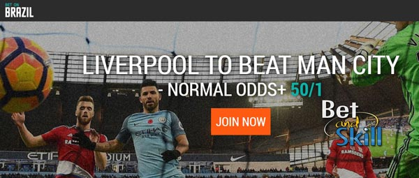BetOnBrazil Enhanced Odds