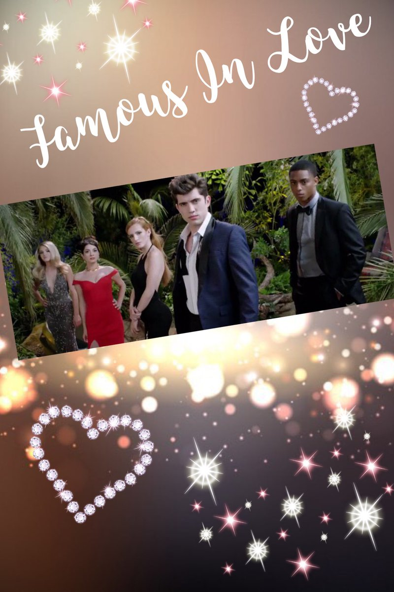 @FamousInLoveTV  Come On PLL Fans Let's Trend This new show for @imarleneking
