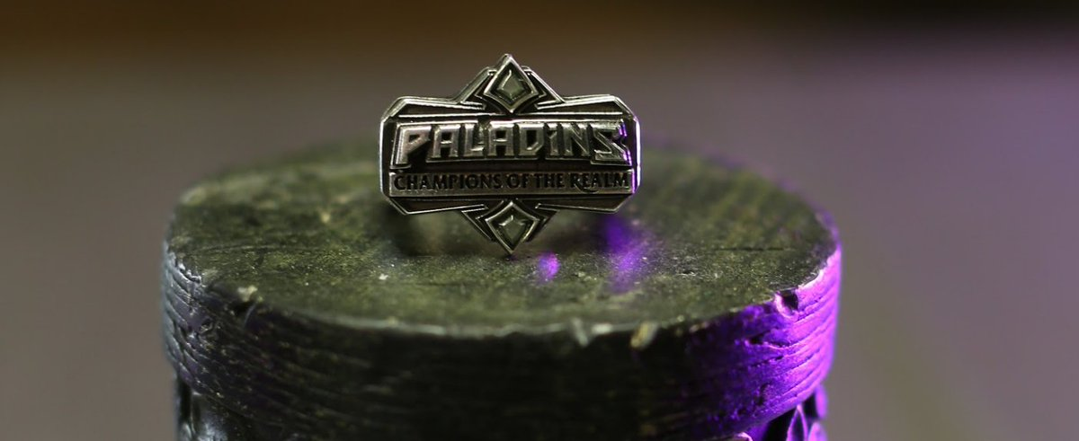 Anillo Invitational Paladins