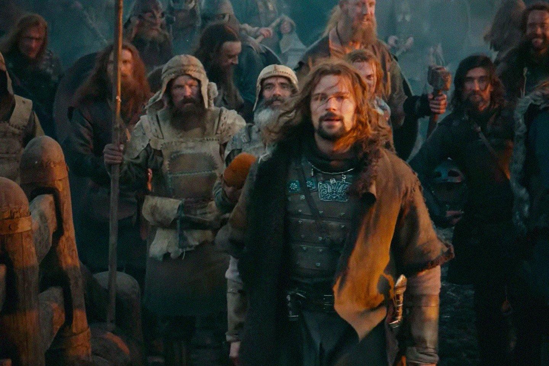 Днем, картинки князя владимира из кино викинг крещение руси