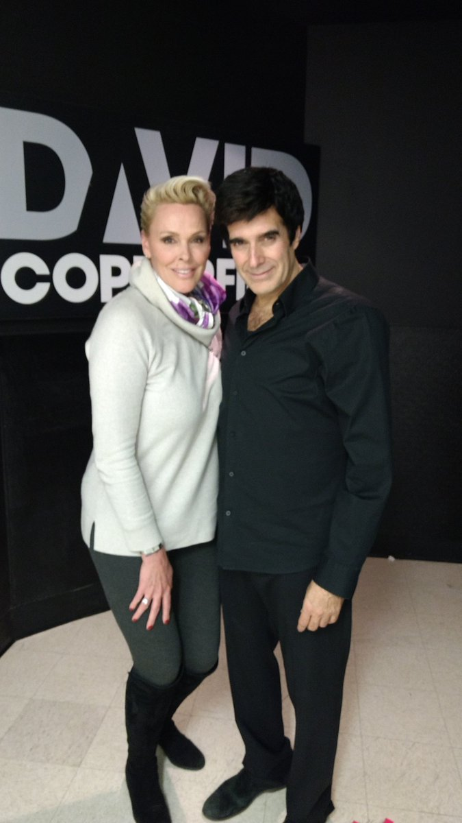 @D_Copperfield  Do you know what the greatest magician can be? Nicely human! Fantastic show. Love, B. https://t.co/I6ApROBNGu