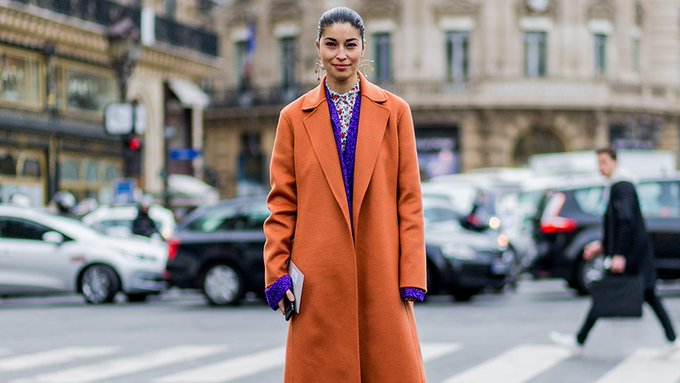 22 Colorful Coats to Brighten up a Dreary Winter