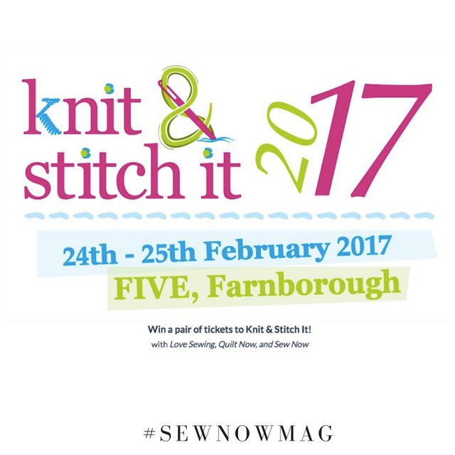 Knitting & Stitching (@knitnstitchshow) Twitter