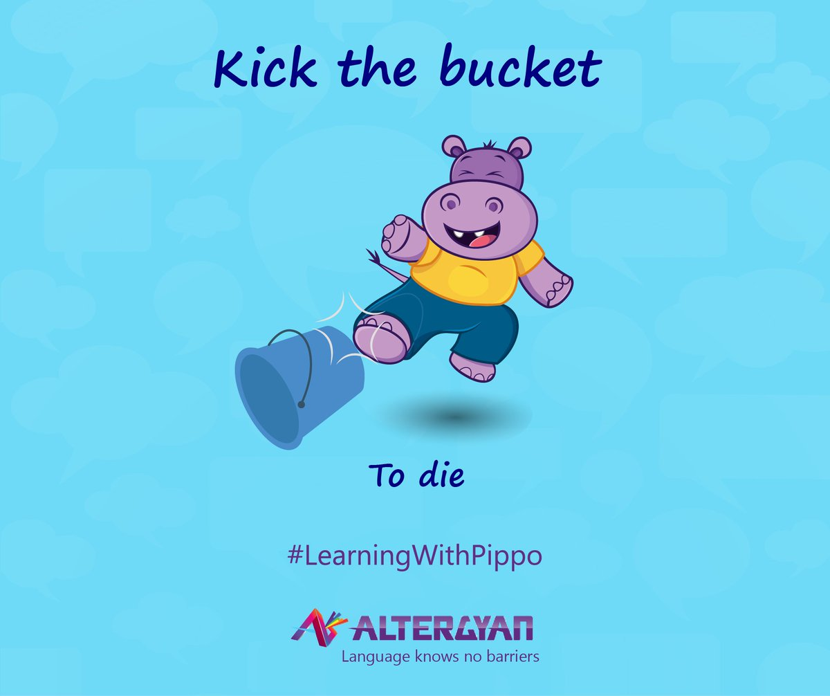 Warding off #MondayBlues with learning #EnglishIdioms. #KnowYourIdioms to #LearnEnglish #Vocabulary #LearningWithPippo #SpokenEnglish #Study<br>http://pic.twitter.com/e0rnCpos9S