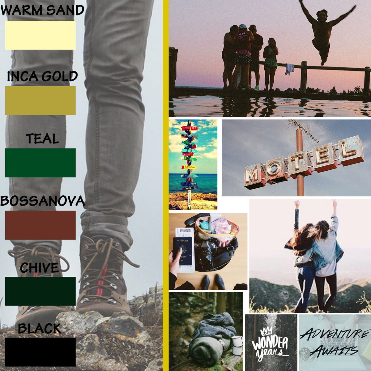 An exciting way of getting started ahead for a wild beginning. #themes #moodboard #adventure #loveforadventure #beingsporty #mensfashionpic.twitter.com/hqxvqVequa