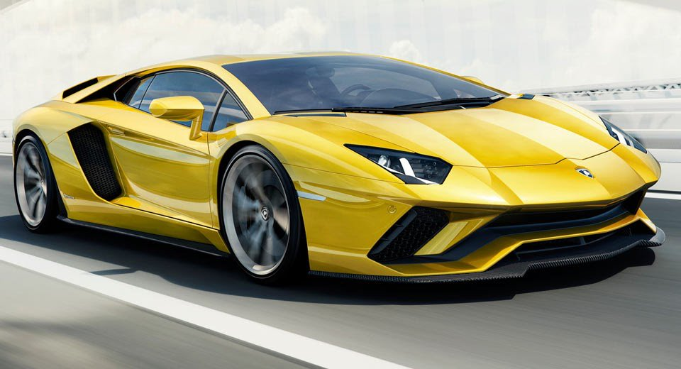2017 #Lamborghini Aventador S Unveiled With 740 PS, Four-Wheel Steering https://t.co/qkv6hckM83 https://t.co/Oeg34rCka4